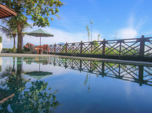 Villa Borobudur Resort