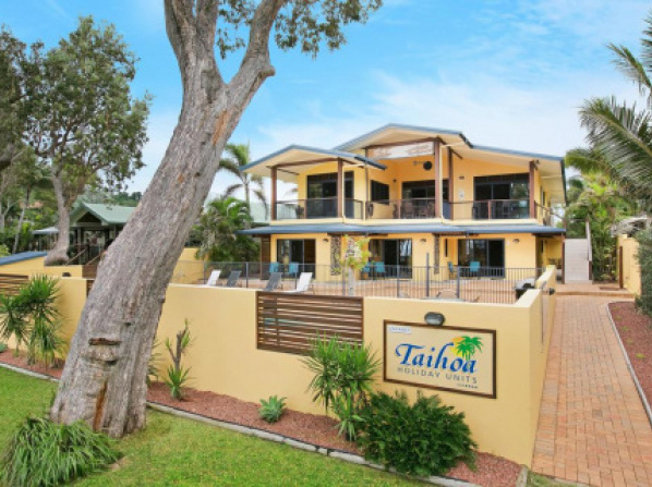 Taihoa Holiday Units Adults Only