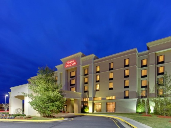 Hampton Inn and Suites Fredericksburg South
