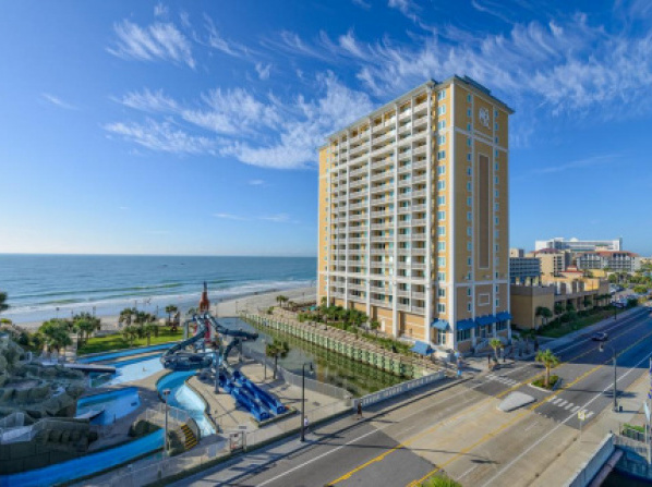 Westgate Myrtle Beach Oceanfront Resort