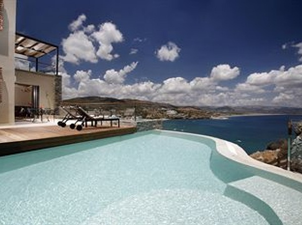 LINDOS BLU, Luxury Hotel & Suites