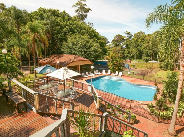 Country 2 Coast Motor Inn Coffs Harbour