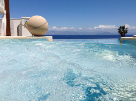 Ionian Pearl Luxury Spa Villa