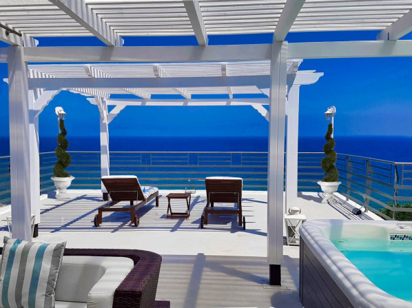 Panorama Suites & Spa - Adults only
