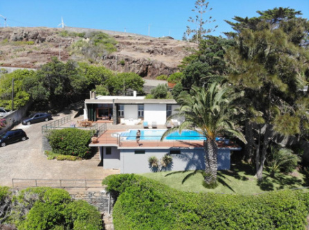 Senhora do Mar - Gorgeous Villa with pool and private sea access