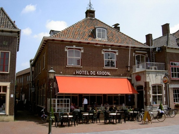 Hotel Restaurant De Kroon