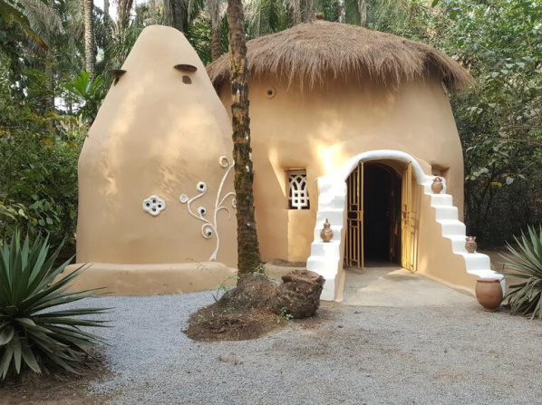 EARTHBAG BUNGALOWS