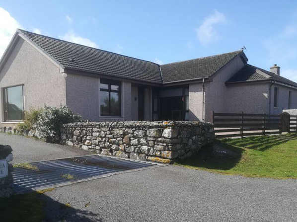 Brae Lea House, Lochboisdale, South Uist. Outer Hebrides