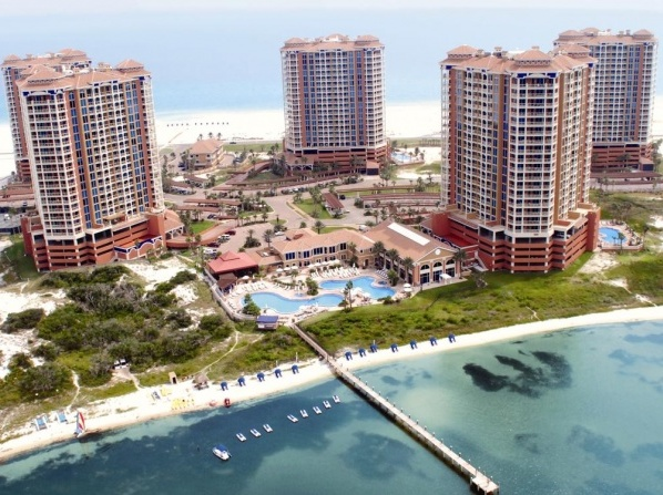 Beachfront, Family Friendly Hotels In Pensacola Beach FL