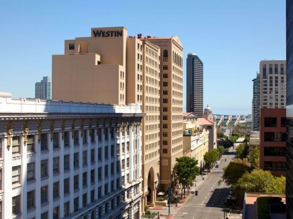 The Westin San Diego Gaslamp Quarter