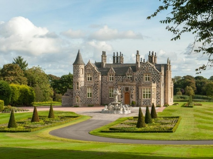 Trump MacLeod House & Lodge, Scotland