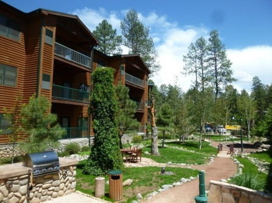 Ruidoso River Resort Condos