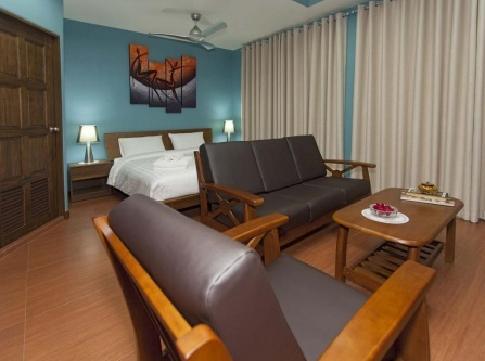 Pattaya Garden Apartments Boutique Hotel