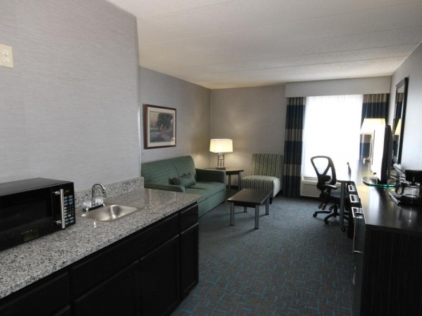 Holiday Inn Express Janesville-I-90 & US Highway 14