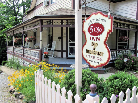 5 Ojo Inn Bed and Breakfast