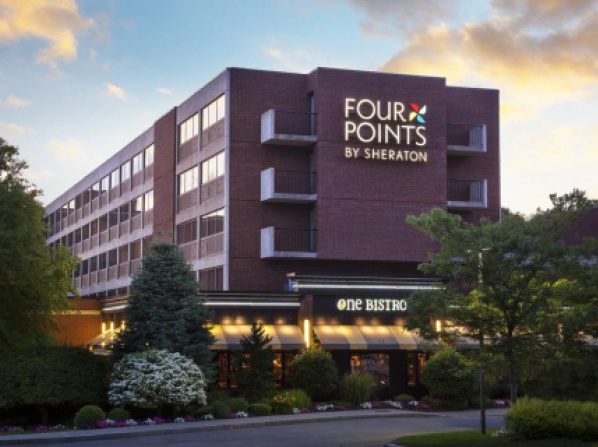 The Four Points by Sheraton Norwood Conference Center