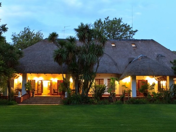 Zulu Nyala Country Manor