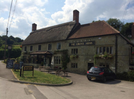 The Grove Arms, Ludwell
