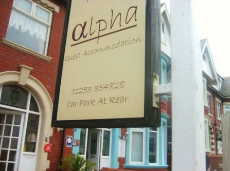 Alpha Guest Accommodation