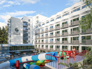 Prestige Deluxe Hotel Aquapark Club - All Inclusive
