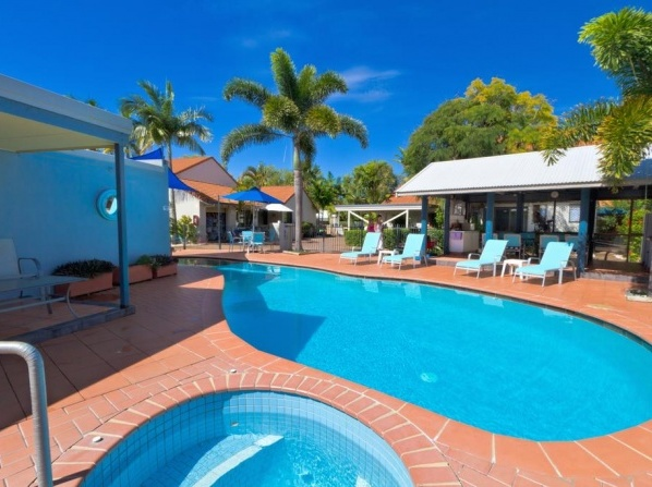Nautilus Noosa Holiday Resort