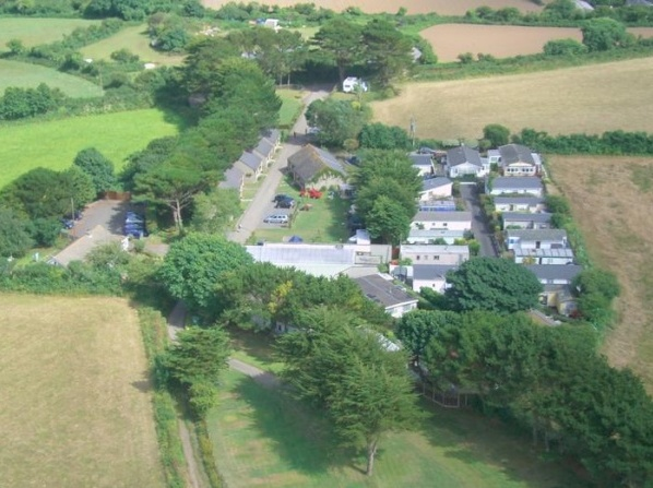 Wheal Rodney Holiday Lodges