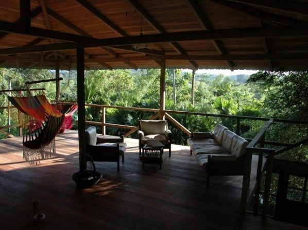 Huella Verde Rainforest Lodge
