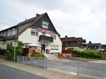Pension Rote Rosen