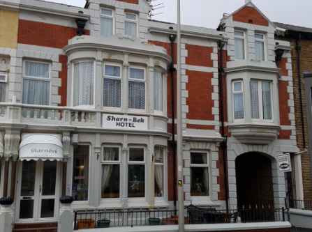 Dog Friendly Hotels with Parking in Blackpool