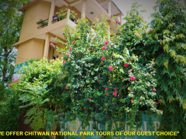 Hotel National Park- Cheap and Best Option in Sauraha
