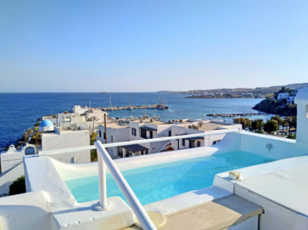 Villa Danae - Seaside Villa with Pool & Hot Tub