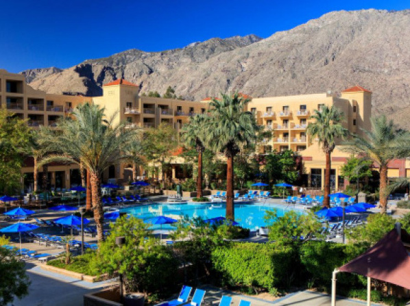 Hotels With Heated Pool In Palm Springs Ca