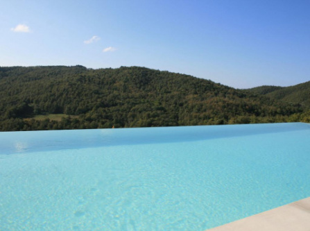 Elegant Holiday home in Anghiari Tuscany with Swimming Pool