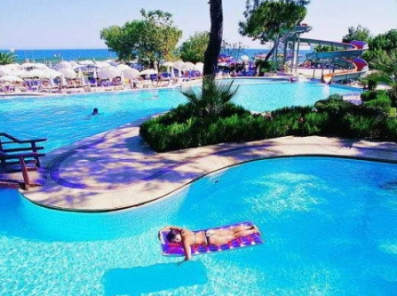 Ulusoy Kemer Holiday Club - Kids Concept