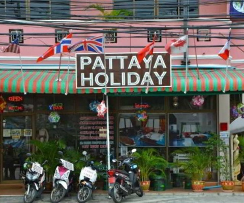 Pattaya Holiday Lodge